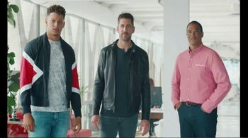 State Farm TV Spot, \'Tables Have Turned\' Featuring Aaron Rodgers, Patrick Mahomes