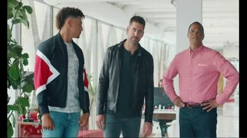 State Farm TV Spot, 'Tables Have Turned' Featuring Aaron Rodgers, Patrick Mahomes - Thumbnail 7