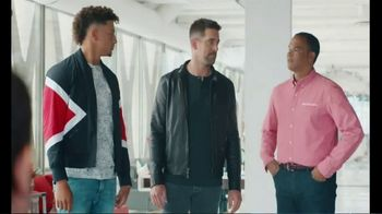 State Farm TV Spot, 'Tables Have Turned' Featuring Aaron Rodgers, Patrick Mahomes - Thumbnail 9