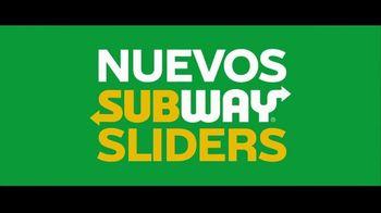 Subway Sliders TV Spot, 'Nos gusta ahorrar para poder gastar' [Spanish] - Thumbnail 9