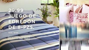 Macy's La Venta de 48 Horas TV Spot, 'Juego de edredón y equipaje' [Spanish] - Thumbnail 4