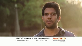 MAVYRET TV Spot, 'In Only Eight Weeks'
