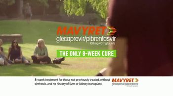 MAVYRET TV Spot, 'In Only Eight Weeks' - Thumbnail 3