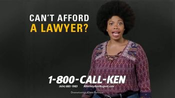 Kenneth S. Nugent: Attorneys at Law TV Spot, 'Semi-Truck' - Thumbnail 2