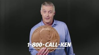 Kenneth S. Nugent: Attorneys at Law TV Spot, 'Semi-Truck' - Thumbnail 4