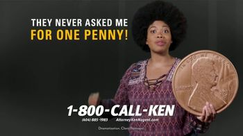 Kenneth S. Nugent: Attorneys at Law TV Spot, 'Semi-Truck' - Thumbnail 6