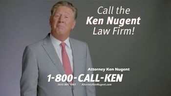 Kenneth S. Nugent: Attorneys at Law TV Spot, 'Semi-Truck' - Thumbnail 8