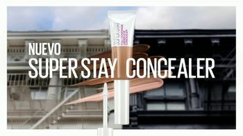 Maybelline New York Super Stay Concealer TV Spot, 'Despierta toda la noche' [Spanish] - Thumbnail 8