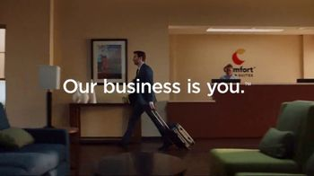 Choice Hotels Stay Twice Promotion TV Spot, '2019 Fall: Earn a Free Night'