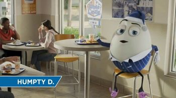 White Castle Breakfast Sliders TV Spot, 'Humpty D: 2 for 3' - Thumbnail 2