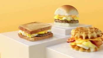 White Castle Breakfast Sliders TV Spot, 'Humpty D: 2 for 3' - Thumbnail 6
