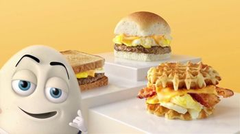 White Castle Breakfast Sliders TV Spot, 'Humpty D: 2 for 3' - Thumbnail 7