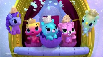 Hatchimals CollEGGtibles Season 6 The Royal Hatch TV Spot, 'Accesories in Every Egg'