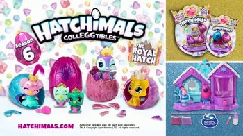 Hatchimals CollEGGtibles Season 6 The Royal Hatch TV Spot, 'Accesories in Every Egg' - Thumbnail 9