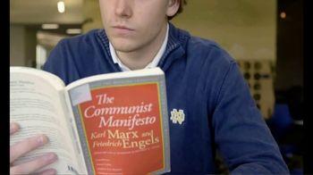 University of Notre Dame TV Spot, 'Many Voices. One Conversation.' - Thumbnail 3