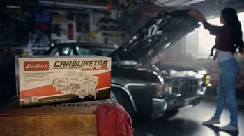 Edelbrock AVS2 Carburetor TV Spot, 'It Moves' Featuring Constance Nunes - Thumbnail 7