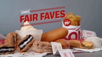 Sonic Drive-In Fair Faves TV Spot, 'La feria viene a ti' [Spanish] - Thumbnail 9