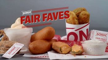 Sonic Drive-In Fair Faves TV Spot, \'La feria viene a ti\' [Spanish]