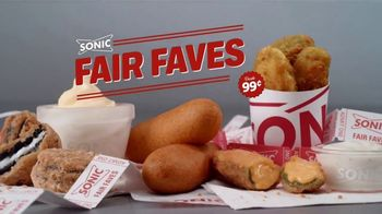 Sonic Drive-In Fair Faves TV Spot, 'La feria viene a ti' [Spanish] - Thumbnail 4