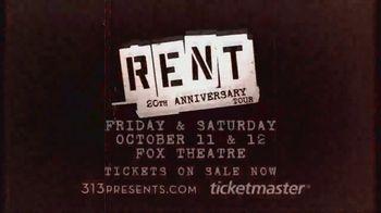 Rent 20th Anniversary TV Spot, '2019 Detroit: Fox Theatre' - Thumbnail 8