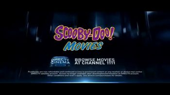 DIRECTV Cinema TV Spot, 'Scooby Doo! Movies' - Thumbnail 7