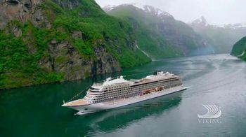 Viking Cruises Anniversary Sale TV Spot, 'Time' - Thumbnail 9