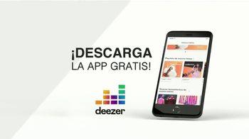 Deezer TV Spot, 'Para latinos' [Spanish] - 2 commercial airings
