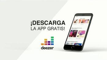 Deezer TV Spot, 'Para latinos' [Spanish] - Thumbnail 4