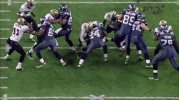 NFL TV Spot, 'Beastquake: 2010 NFC Wild Card Playoff' - Thumbnail 3
