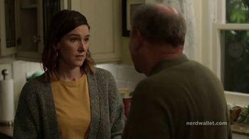 NerdWallet TV Spot, 'Fatherly Advice'