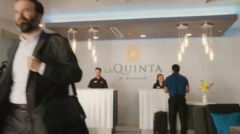 La Quinta Inns and Suites TV Spot, 'Tomorrow You Triumph: Book Direct' - Thumbnail 9