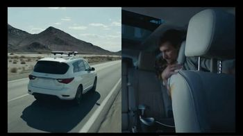 Infiniti QX60 TV Spot, 'Adventure' Song by Moonlight Breakfast [T1]