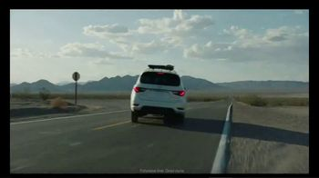 Infiniti QX60 TV Spot, 'Adventure' Song by Moonlight Breakfast [T1] - Thumbnail 5