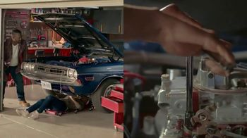 Lowe's TV Spot, 'Craftsman 121-Piece Chrome Mechanic's Tool Set' - Thumbnail 2