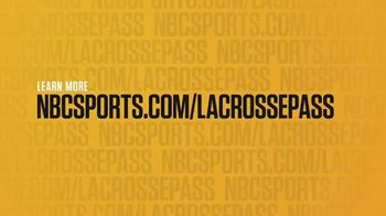 Lacrosse Pass TV Spot, 'Every Game' - Thumbnail 9