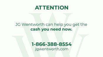 J.G. Wentworth TV Spot, 'Structured Settlement or Annuity'