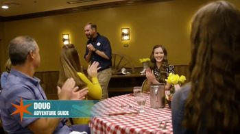 Adventures by Disney TV Spot, 'Welcome to Wyoming' Featuring Olivia Sanabia - Thumbnail 4