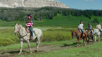 Adventures by Disney TV Spot, 'Welcome to Wyoming' Featuring Olivia Sanabia - Thumbnail 5
