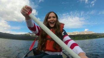 Adventures by Disney TV Spot, 'Welcome to Wyoming' Featuring Olivia Sanabia - Thumbnail 6
