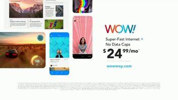 WOW! Internet TV Spot, 'More Than One Screen' - Thumbnail 6