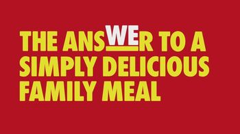 Ragu Simply TV Spot, 'WE tv: Dinner Formula' - Thumbnail 8