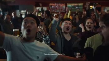 Buffalo Wild Wings TV Spot, 'Pepsi Bath'