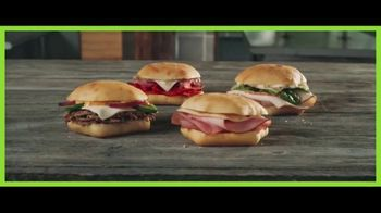 Subway Sliders TV Spot, 'Swim Dress' - Thumbnail 10