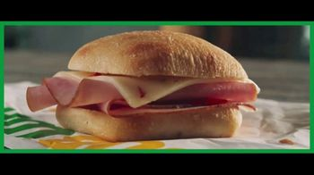 Subway Sliders TV Spot, 'Swim Dress' - Thumbnail 2