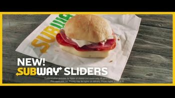 Subway Sliders TV Spot, 'Swim Dress' - Thumbnail 3