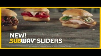 Subway Sliders TV Spot, 'Swim Dress' - Thumbnail 4