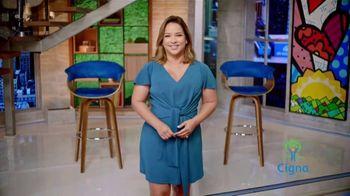 Cigna TV Spot, 'Dos minutos' con Adamari López [Spanish] - 33 commercial airings