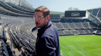 Lowe's TV Spot, 'Football Pride: Gas Blower' - Thumbnail 3