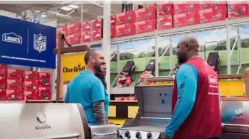 Lowe's TV Spot, 'Football Pride: Gas Blower' - Thumbnail 7