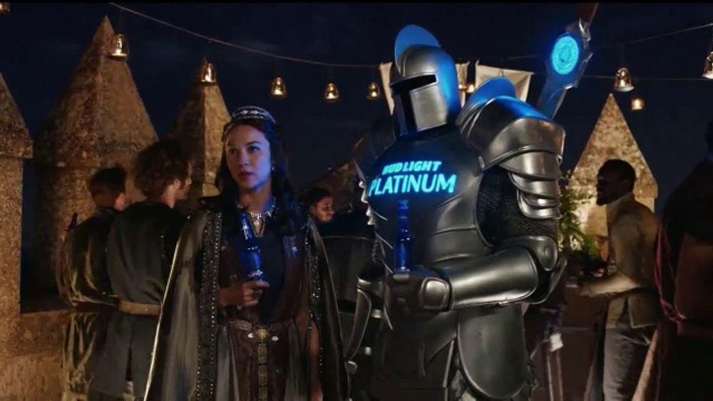 Bud Light Platinum Tv Commercial Roofed Top Bar Video